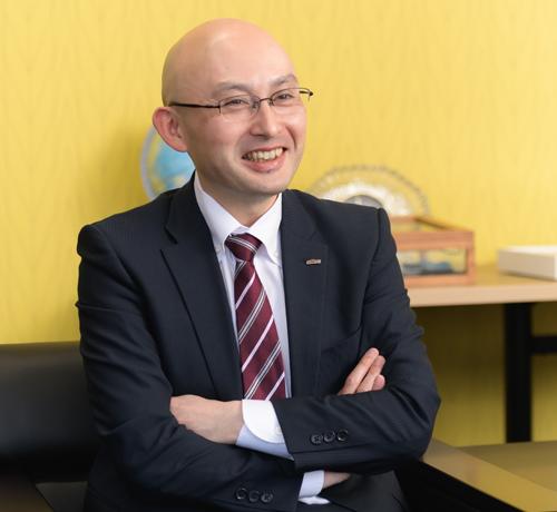 代表取締役社長 石塚大助